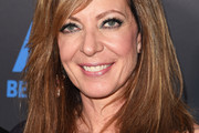 Allison Janney Medium Straight Cut with Bangs