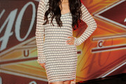 Jessica Sanchez Print Dress