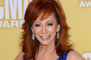Reba McEntire Medium Layered Cut