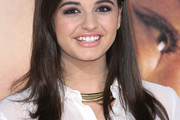 Rebecca Black Long Straight Cut