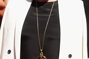 Natasha Lyonne Oversized Pendant Necklace