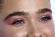 Haley Lu Richardson Metallic Eyeshadow