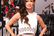 Rocsi Diaz Crop Top