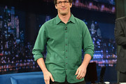 Andy Samberg Button Down Shirt