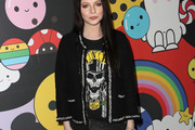 Michelle Trachtenberg Tweed Jacket