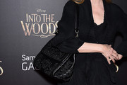 Meryl Streep Leather Shoulder Bag