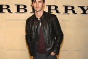 Milo Ventimiglia Leather Jacket