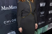 Maria Bello Sweater Dress