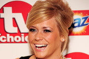 Suzanne Shaw French Twist