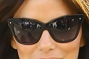 Eva Longoria Cateye Sunglasses