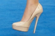 Sara Carbonero Platform Pumps