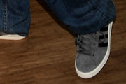 Sean Combs Canvas Shoes