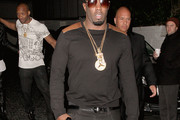 Sean Combs Crewneck Sweater