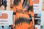 Margot Bingham Print Dress
