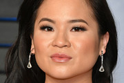 Kelly Marie Tran Long Side Part