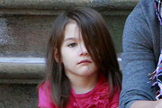 Suri Cruise Long Side Part