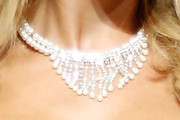 Sylvie van der Vaart Diamond Chandelier Necklace