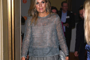 Queen Maxima Loose Blouse
