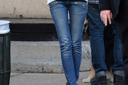 Leticia Cyrus Skinny Jeans