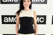 Julianna Margulies Peplum Top