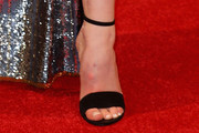 Sophie Turner Strappy Sandals