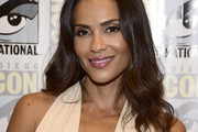 Lesley-Ann Brandt Medium Wavy Cut
