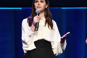 Felicity Jones Loose Blouse