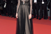 Laetitia Casta Evening Dress