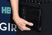 Rita Wilson Patent Leather Clutch