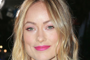 Olivia Wilde Short Wavy Cut