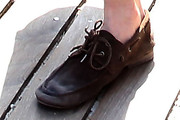 Tom Felton Boat Shoes