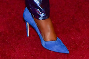 Tiffany Haddish Pumps