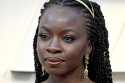 Danai Gurira Long Cornrows