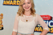 Dove Cameron Fitted Blouse
