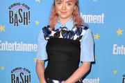 Maisie Williams Tube Top