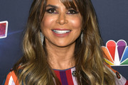 Paula Abdul Half Up Half Down
