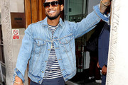 Usher Denim Jacket