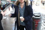 Aaron Paul Down Jacket