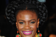 Shingai Shoniwa Braided Updo