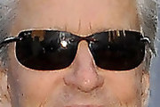 Michael Douglas Rimless Sunglasses