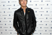 Robert Buckley Leather Jacket