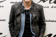 Andy Grammer Leather Jacket