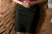 Dilshad Vadsaria Pencil Skirt
