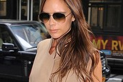 Victoria Beckham Long Wavy Cut