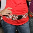 Victoria Justice Accessories - Leather Belt