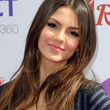 Victoria Justice Hair - Long Straight Cut