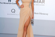 Victoria Silvstedt One Shoulder Dress