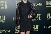 Ana de Armas Lace Dress