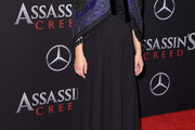 Marion Cotillard Fishtail Dress