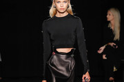 Stella Maxwell Crop Top